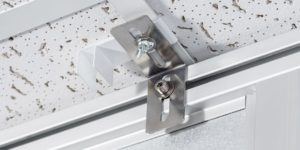 ceiling grid attachment options