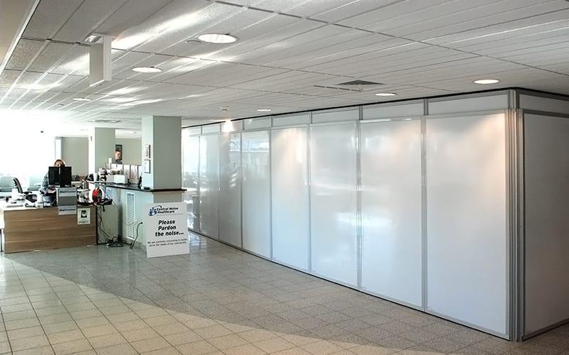 Central Maine Medical Center Lobby